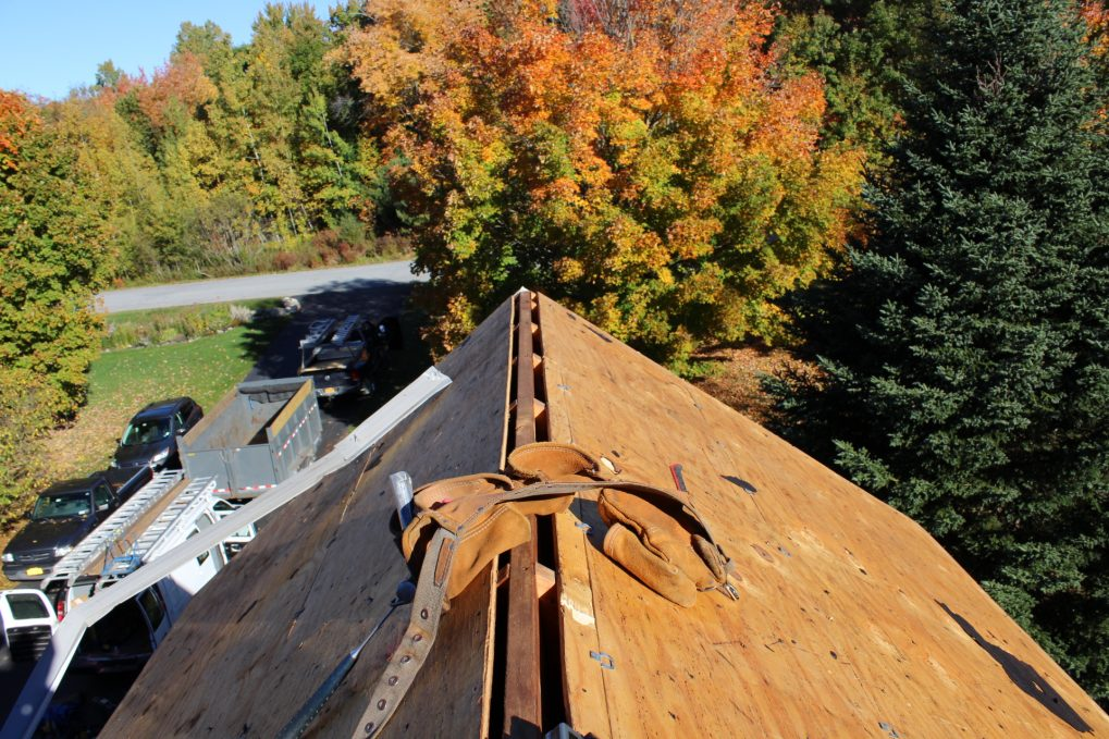 What Goes Into A Roof Installation Home Evolution