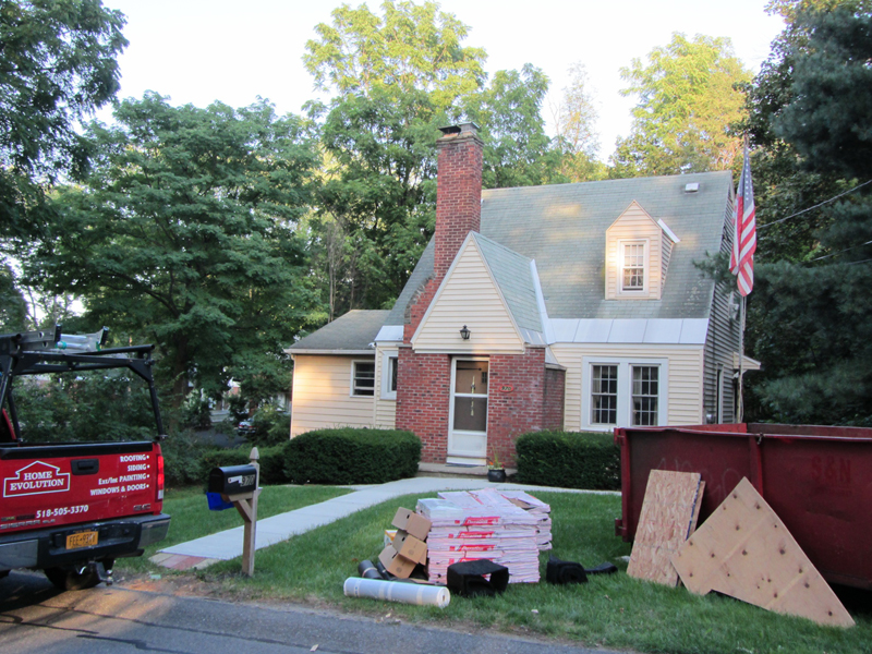 Roofing Gallery Home Evolution
