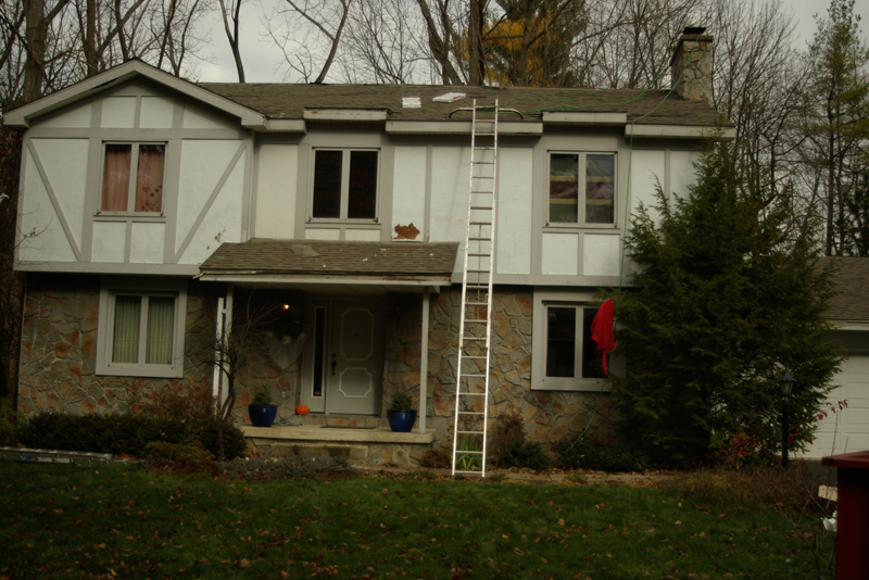 C5 Plywood Shingles Roofs Siding Saratoga Springs Home