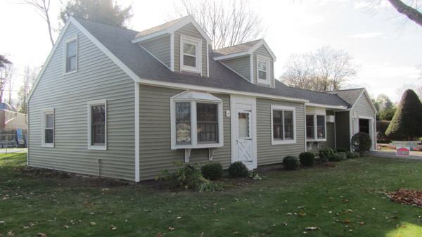 E4 Vinyl Siding Project By Home Evolution Home Evolution