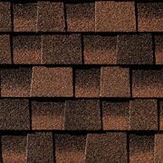 GAF Hickory Roof Shingles