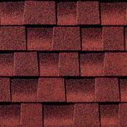GAF Patriot Red Roof Shingles