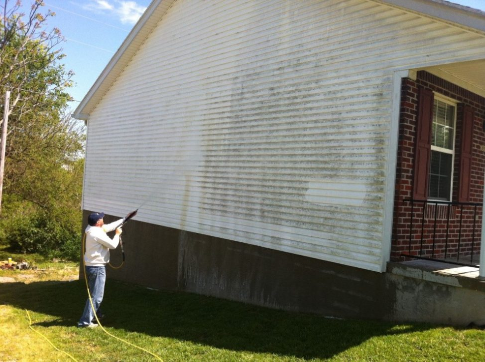 how to clean your vinyl siding post winter home evolution