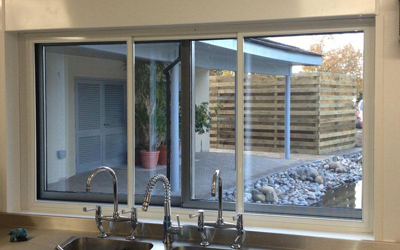 Horizontal Slider Window Home Evolution