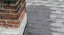 leaking chimney flashing roof repair albany ny