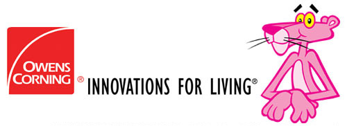 innovations for living owens corning logo