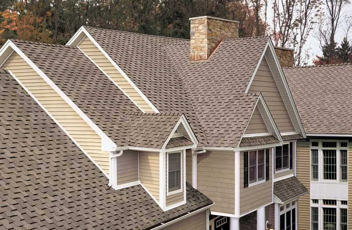 professional roof repair by a contractor