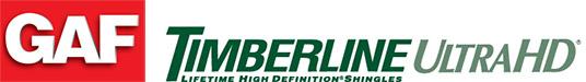 GAF Timberline roofing logo