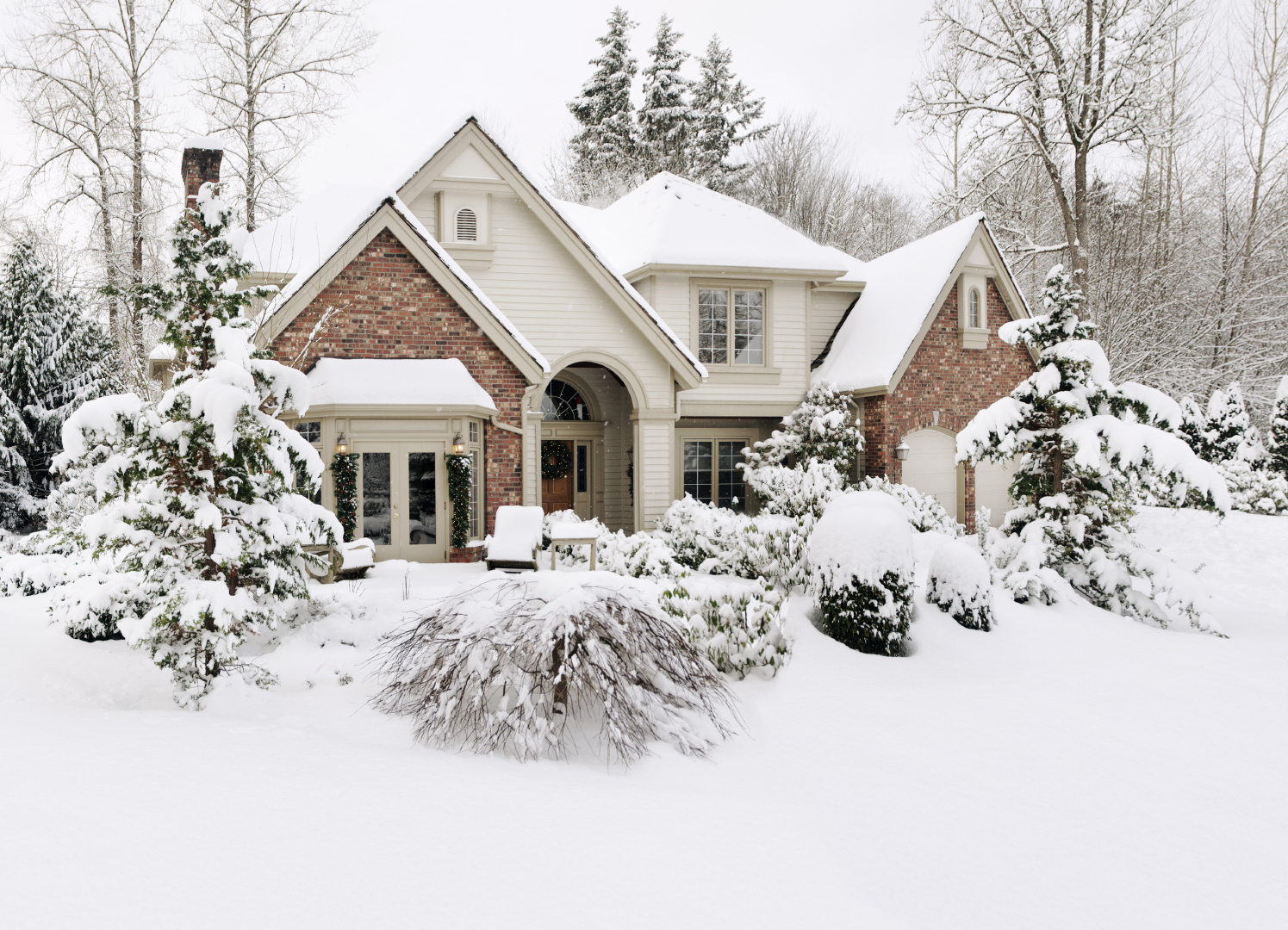 Is Your Home Ready For Winter Home Evolution