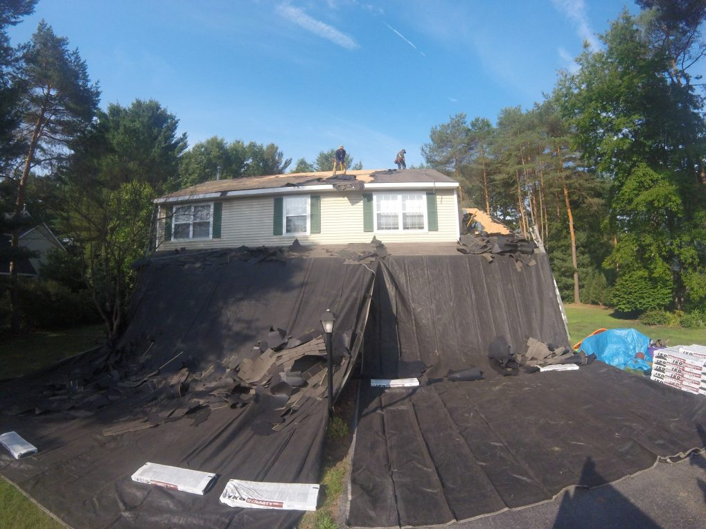roof repair schenectady