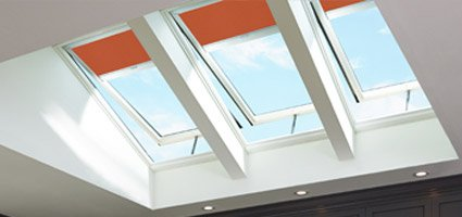 skylight installation albany ny, home interior with skylights and windows