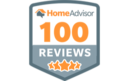 Home Advisor 100 Reviews Logo