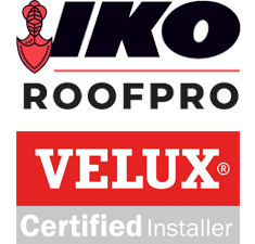 IKO certified roof pro and Velux Certified Installer in Albany, NY