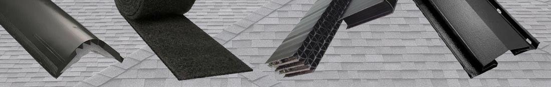 Roof Components - Ridge Vents