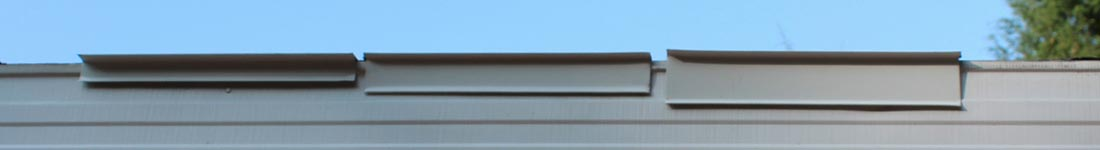 Roof Components - Roof Metal Drip Edge