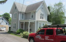 Vinyl Siding Replacement - Waterford, NY