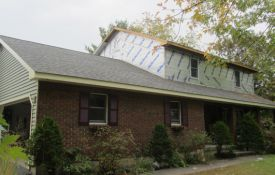 Siding Installation Project - Waterford, NY